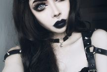 Wylona Hayashi / Idk anything about her but I love her style,  makeup and hair.  All I can say is Wow