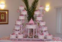 tortas quince años