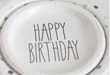 The Big ?-0 Birthday! / Milestone Birthdays
