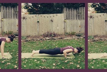 Get Moving- Yoga Moves