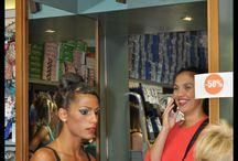 Moda e Modi nel tempo 2012 / Backstage e sfilata svolta a Gualdo Tadino in Piazza Martiri della Libertà nel 2012