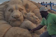 Sand Art of Odisha