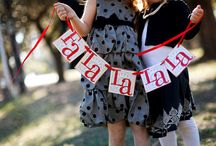 'Tis the Season / Christmas fa la la la la....
