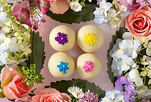 Truffle Time / ~ Chocolate Makes Everyone Feel Better ~    Home made Chocolate Truffles    great party favors and great gift ideas / by Truffle Time Corin Doria
