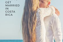 Weddings in Costa Rica / A destination wedding and honeymoon in Costa Rica. We specialize in romantic weddings on the beach. Visit our website for the latest wedding deals.