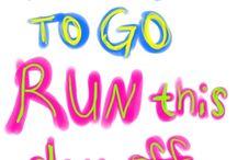Running strong / by (Q)amar majali