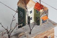 Craft houses