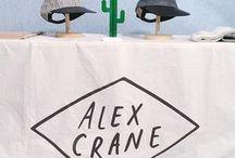 ALEX CRANE