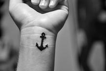 Tattoos & Piercings / by Krystin Guild