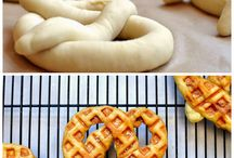 Ways to use the waffle maker