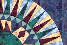 Quilts - New York Beauty / by Diane Graham