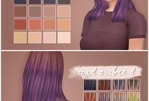 Sims 4 - Paletten