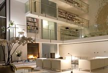 homey- living space / by Kristan Carroll