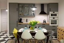 Home: kuchnia, jadalnia