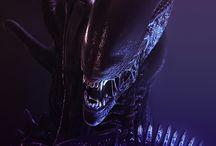 Monsters & Alien