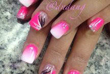 Adorable nails / Nails for many interestsDo it by yourself easy