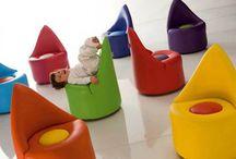 Children's furniture / Italian baby nursery furniture in modern or classic design #italian #myitalianliving #children #kids #modern #contemporary #chairs