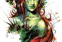 Poison ivy <3 / by Nicole Winfield