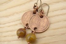Coin Inspired Jewelry