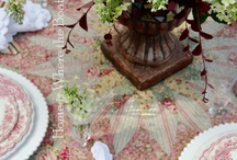 Table  Scapes / by Linda Marks-McFarland