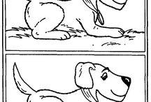 honden zoek verschillen