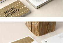 Tipografías y papelería