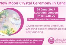 New Moon and Full Moon Ceremonies
