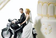Motorradhochzeit
