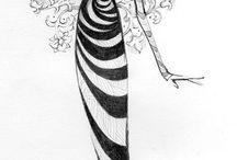 Zentangle Art / by Ingrid Ann