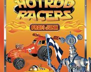 Vehicles / Making racing cars and vehicles from junk.