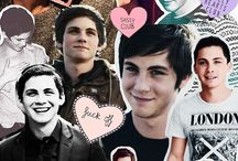 LOGAN LERMAN / FALL IN LOVE