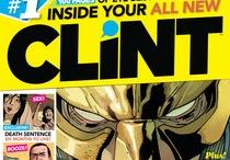 CLiNT Magazine / Artwork from Mark Millar's CLiNT Magazine. / by Anthony Schultz