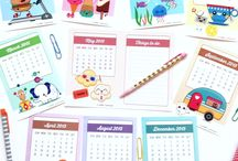 planners ,calendar and to do list / by Cindy Sibert