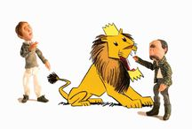 Chloe y el león / CHLOE Y EL LEÓN de Tramuntana Editorial, disponible en castellano y catalán en nuestra tienda online: http://www.tramuntanaeditorial.com/es/catalogo/chloe-y-el-le%C3%B3n