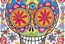 Sugar Skull Inspiration