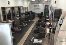 Salon Equipment Ideas - Infinity Renovation