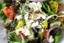 Salads / by Margritha Larson