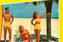 Panama City Beach, FL / Bygone days  / by Julie Macgregor