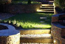 Illuminazioni giardino