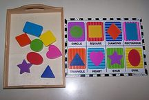 Toddler learning activities  / by Veronica Pena