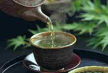 Japanischer Tee / Japanischer Tee
