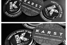 Karst Self Promotion / Visit www.karstinc.com or call 843-884-4280 to get one of these awesome promotions for yourself or do something original!