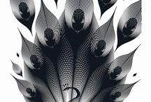 Line art & Geometrics