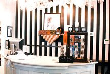 Salon decor / Dream salon