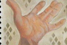 Every week a hand, Jede Woche ein Hand - #everyweekahand