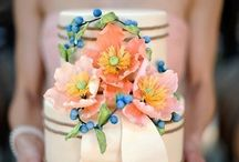 Cakes - Floral / by Rosario Special Events
