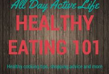 Healthy Eating: Cooking tips, shopping advice and more / Great ideas, shopping list advice, cooking tips and more information for healthy eating and healthy lifestyles.