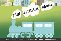 STEAM Education / Camp isn't just for big kids anymore! It's Full STEAM Ahead at The Gardner School and through fun-filled activities, our campers will explore science, technology, engineering, art and mathematics at an early age.