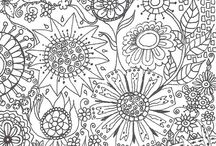 beautiful coloring pages for adults