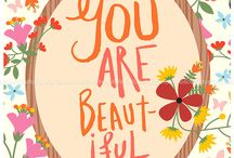 Doodle inspiration: Quote Art / by Jessica Hare